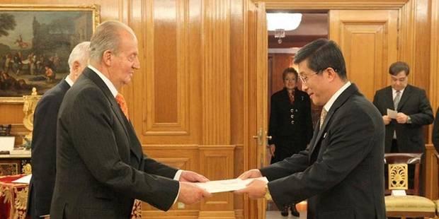 Le Premier ambassadeur de Corée du Nord en Espagne prend ses fonctions - La Libre