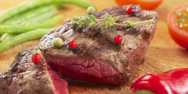 Viande rouge et cancer du côlon: réduisons! - La Libre