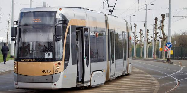 Ligne de tram 94 et métro vers le nord à Bruxelles, ça se précise - La Libre