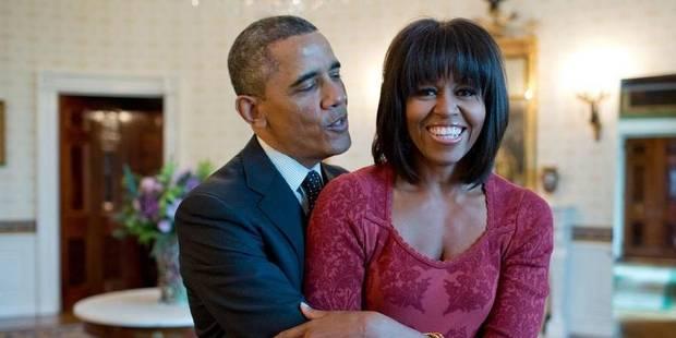 Michelle Obama, la cinquantaine conquérante - La Libre