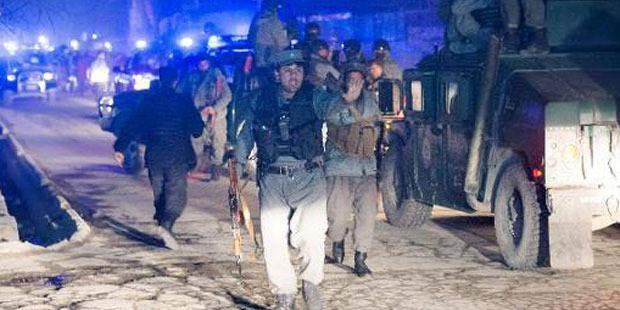 Afghanistan: 21 morts dans l'attaque d'un restaurant fréquenté par des expatriés - La Libre