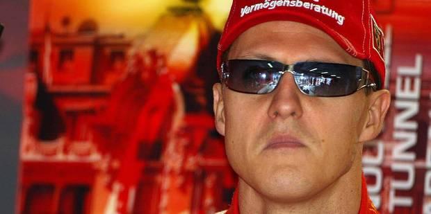 La famille de Schumacher s'exprime enfin - La Libre