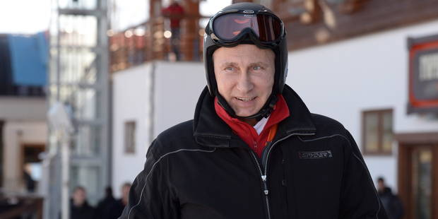 Sotchi: Poutine rassure les gays - La Libre