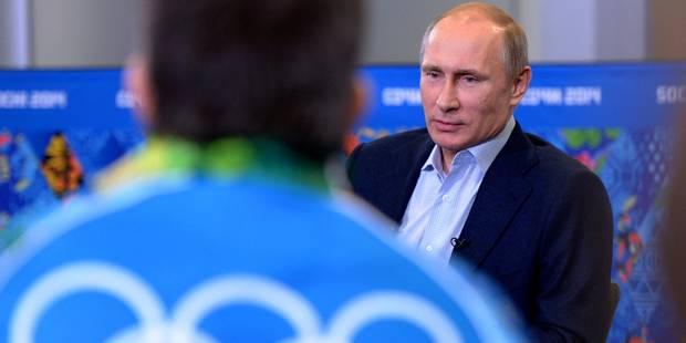 """J-18: Tensions autour des """"jeux de Poutine"""" après des menaces d'attentats - La Libre"""