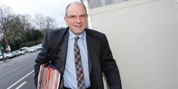 Koen Geens va demander de revoir les rémunérations des patrons de Dexia - La Libre