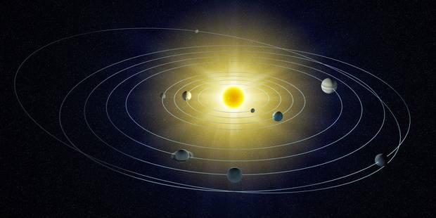 Un doctorant belge découvre une nouvelle exoplanète - La Libre