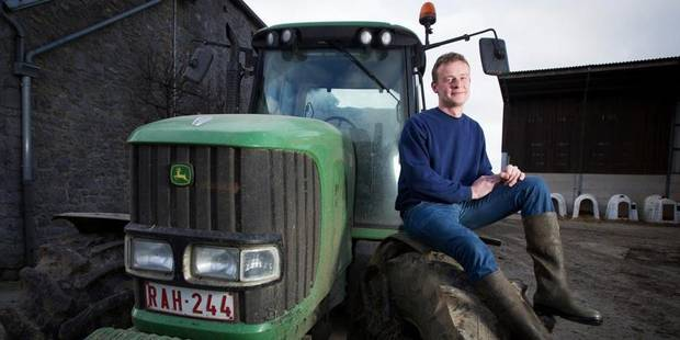 La Wallonie double les aides pour les jeunes agriculteurs - La Libre