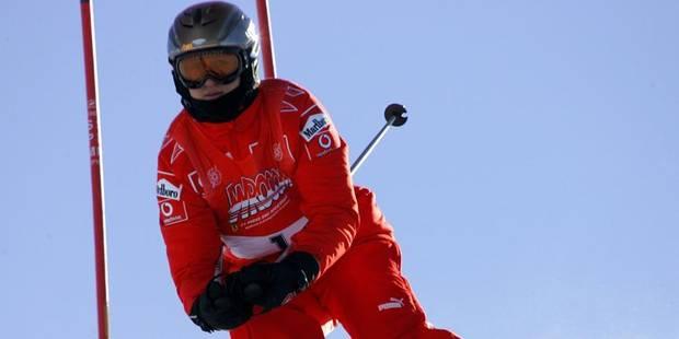 Schumacher: la famille dément les rumeurs sur son réveil - La Libre
