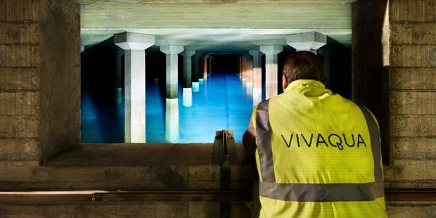 Vivaqua : une nomination francophone qui pose problème - La Libre