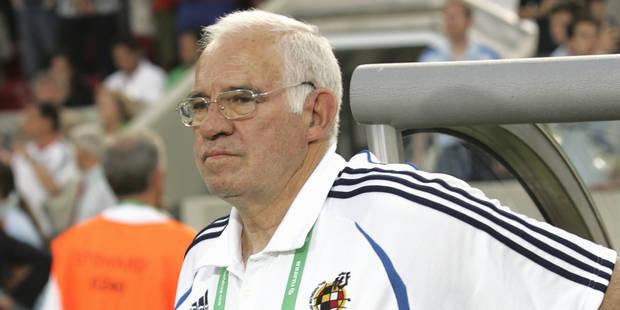 L'ancien sélectionnaur espagnol, Luis Aragonès, est décédé - La Libre