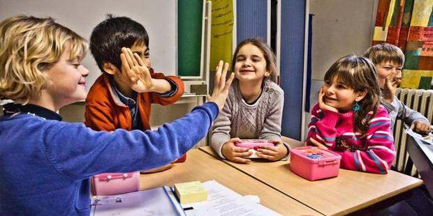 A Namur, le pionnier de l'immersion en langue des signes - La Libre