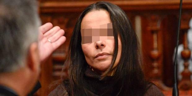 Daniela Mancini condamnée à 30 ans de prison - La Libre