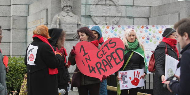Une femme sur quatre est violée au sein même de son couple - La Libre