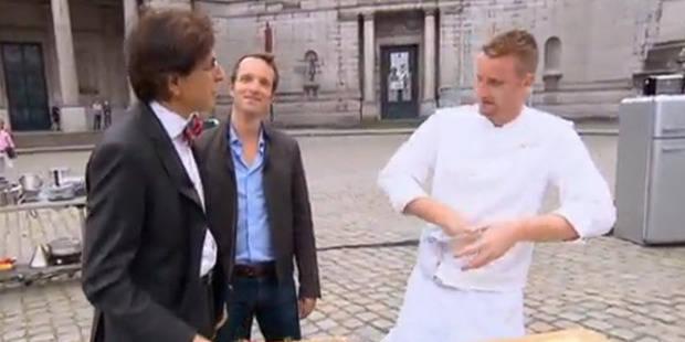 Di Rupo bel et bien dans Top Chef... sur le web - La Libre