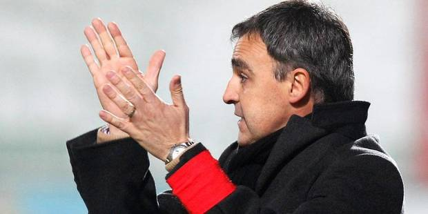 Emilio Ferrera nouvel entraîneur de Genk - La Libre