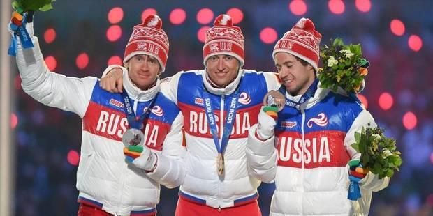 JO: les athlètes russes ont-ils utilisé du gaz Xenon? - La Libre