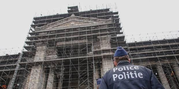 Sécuriser le palais de Justice de Bruxelles : une priorité - La Libre