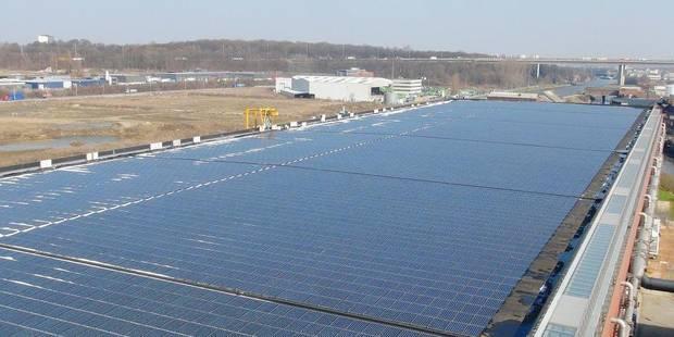369 installations photovoltaïques en 2013 - La Libre