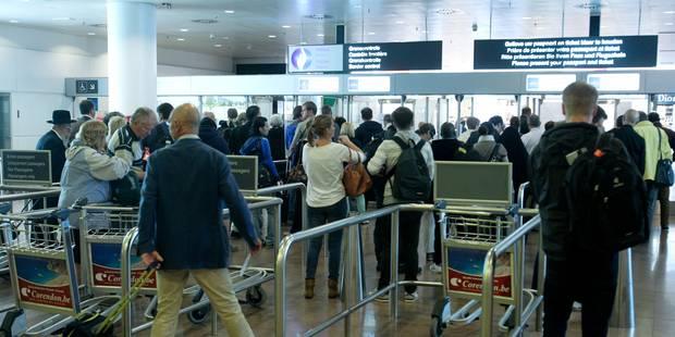 Les avions décollent à nouveau à Brussels Airport - La Libre