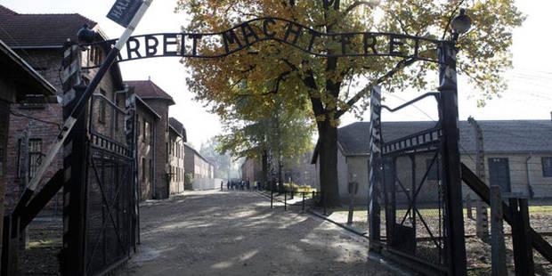 Auschwitz: Découverte de plaques ayant servi à tatouer les prisonniers - La Libre