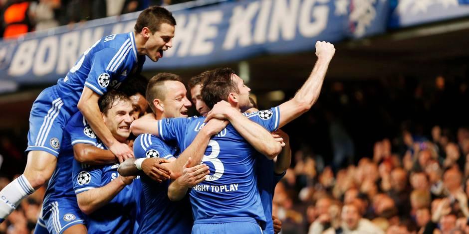 Le Real et Chelsea qualifiés pour les quarts de la Ligue des champions - La Libre