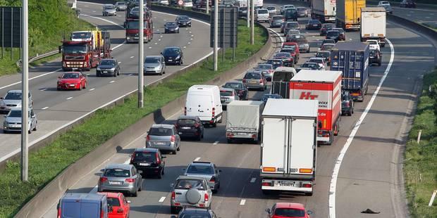 Nouvel accident sur le Ring de Bruxelles - La Libre
