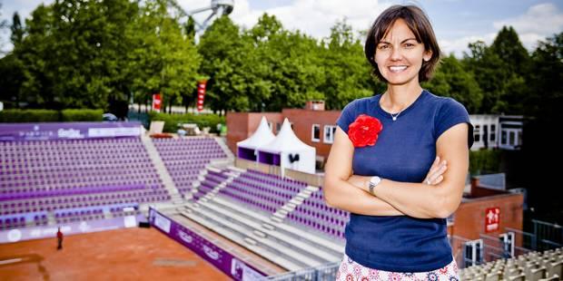 """Dominique Monami: """"J'aimerais travailler avec Federer"""" - La Libre"""