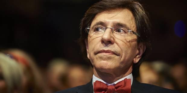 Di Rupo veut débattre avec Reynders, mais pas avec Charles Michel - La Libre
