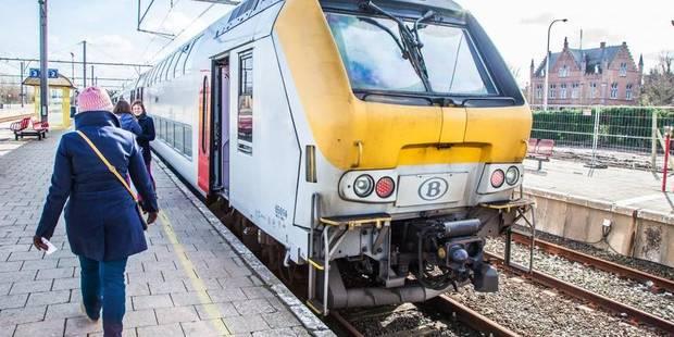 SNCB : plus de trains rouleront vers Bruxelles à l'avenir - La Libre