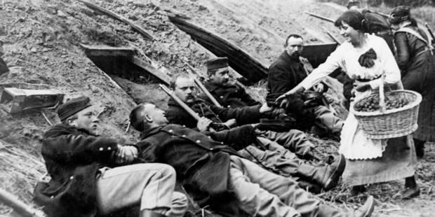 En 14-18, la baisse de natalité a eu plus d'impact que les morts de la guerre en Belgique - La Libre