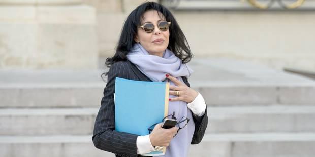 Une ministre française aurait omis de déclarer ses actions dans une société belge - La Libre
