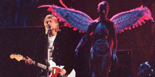 Kurt Cobain, la mort lui allait si bien - La Libre