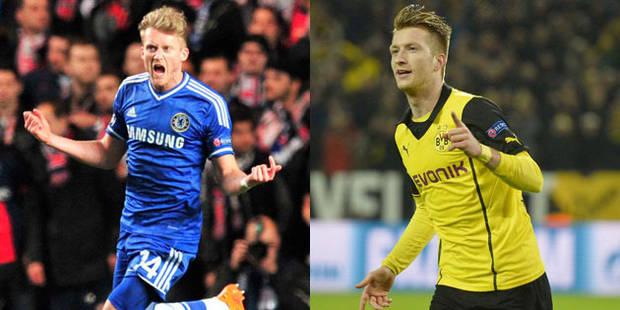 Ligue des champions: Chelsea renverse la situation, Dortmund éliminé - La Libre