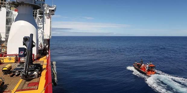 """Vol MH370: l'épave retrouvée sans doute """"d'ici quelques jours"""" - La Libre"""
