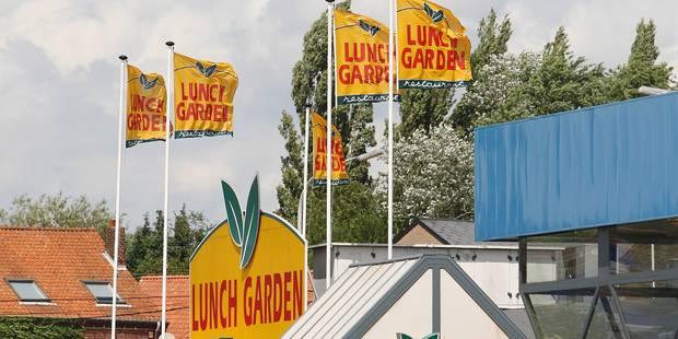 Grogne sociale chez Lunch Garden - La Libre