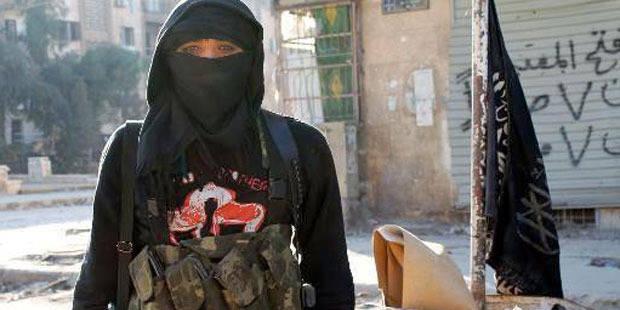 Syrie: d'autres Anversoises au front, probablement pour épouser des combattants - La Libre