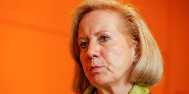 """Brigitte Grouwels, """"ministre de l'anti-mobilité"""" - La Libre"""