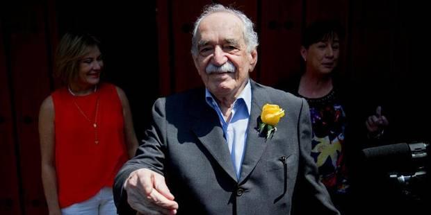 Biographie de Gabriel Garcia Marquez - La Libre