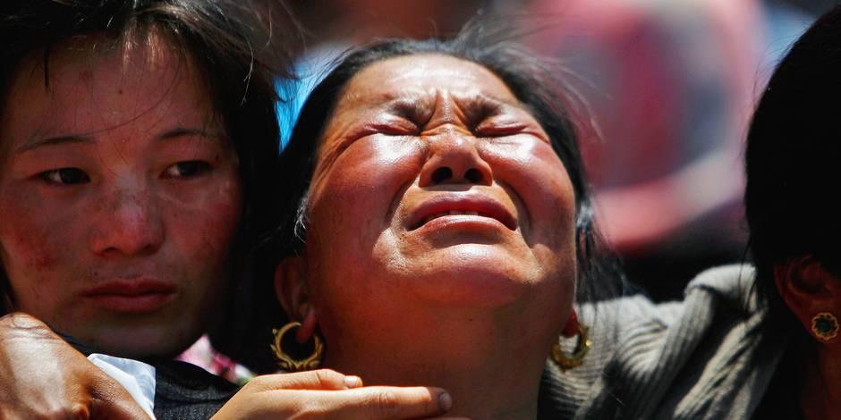 La révolte des sherpas - La Libre