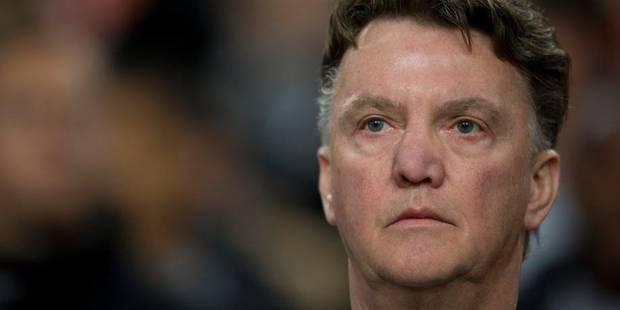 Louis Van Gaal à Manchester United? - La Libre