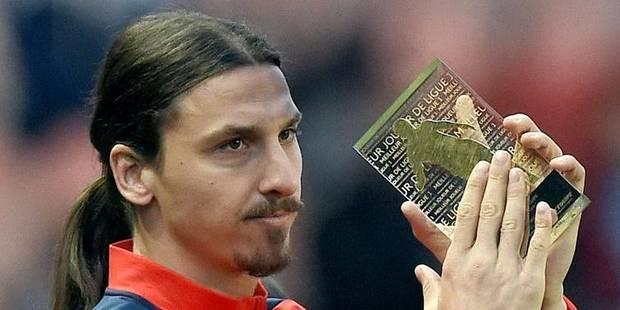 Le PSG champion pour la deuxième année de suite - La Libre