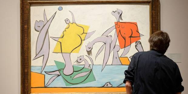 Un Picasso vendu 31,5 millions de dollars aux enchères - La Libre