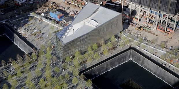 New York inaugure enfin son musée du 11-Septembre - La Libre