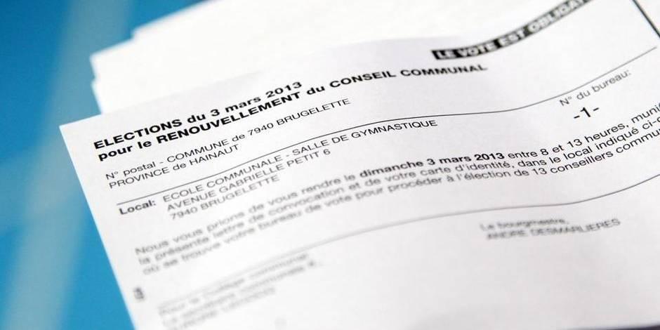 La Région flamande condamnée à lancer ses convocations en français - La Libre