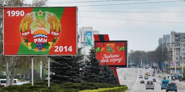 L'UE va s'accorder avec la Moldavie - La Libre
