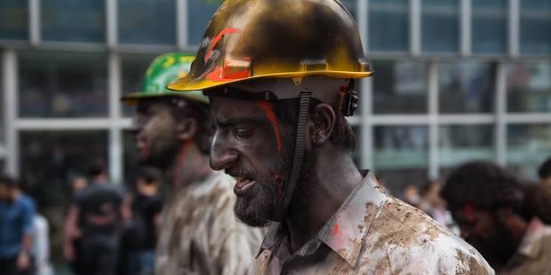 "Incident minier en Turquie: ""Depuis ?Germinal', la demande mondiale croît"" - La Libre"