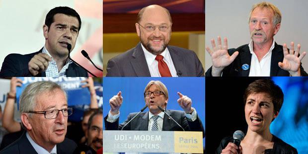 Comment voter pour les candidats à la présidence de la Commission européenne - La Libre