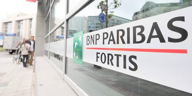 BNP Paribas Fortis et Fintro abaissent les taux d'intérêt de certains carnets d'épargne - La Libre