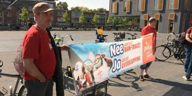 L'Oosterweel, le dossier qui électrise la campagne électorale anversoise - La Libre