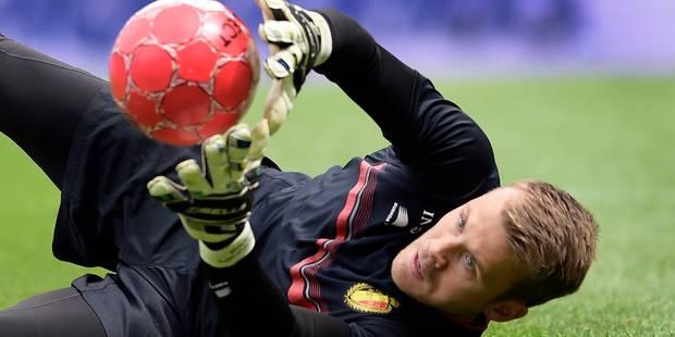 Diables Rouges: Mignolet pourrait jouer contre le Luxembourg, Dries Mertens forfait - La Libre
